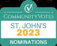 CommunityVotes St. John's 2020